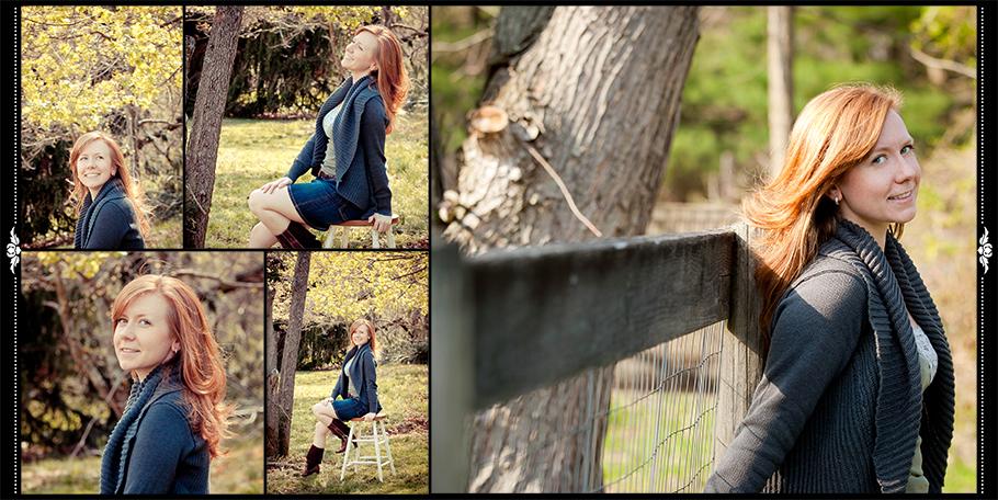 Outdoor Portrait/ Photographer's Portrait/ Color Photograph/Self portrait