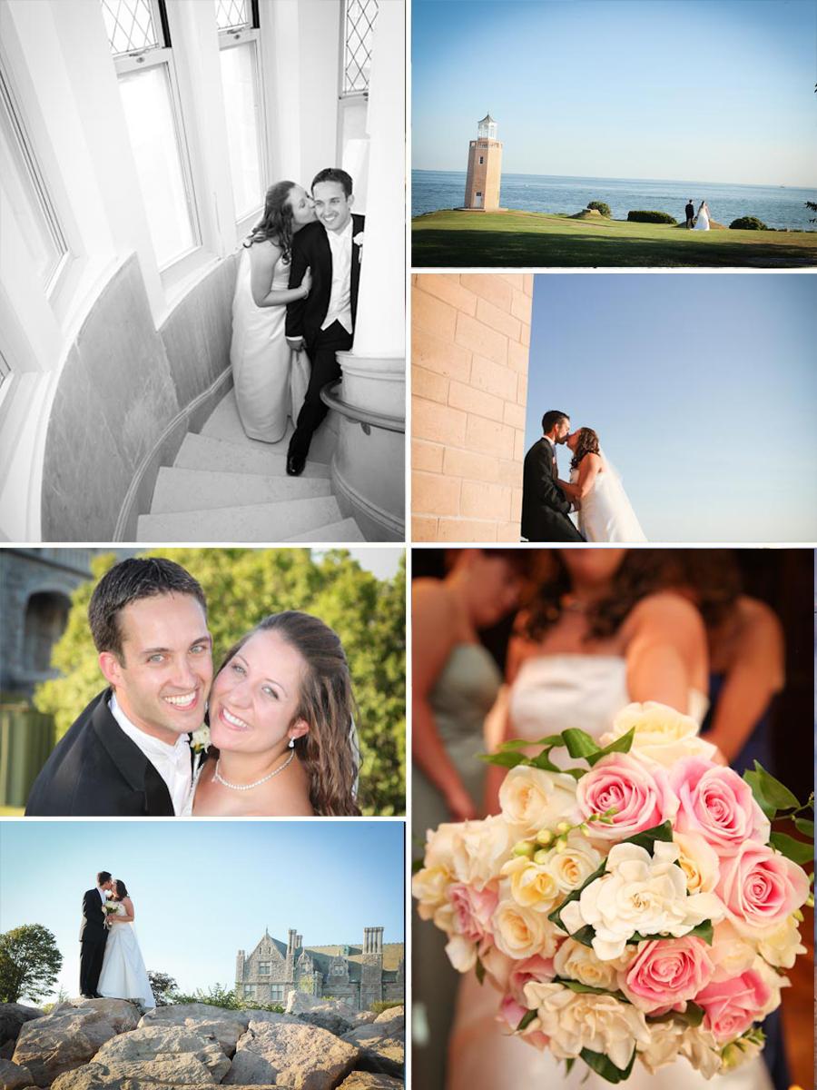 Connecticut Branford Mansion Wedding Photography