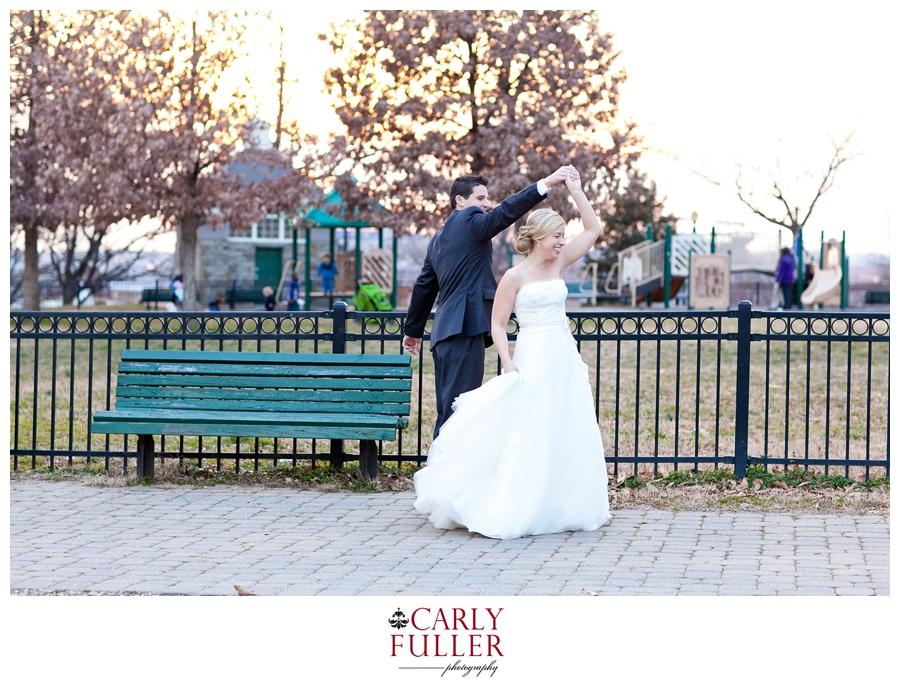 Baltimore Wedding Photographer - Old Otterbein Methodist Church, Rusty Scupper Reception - Federal Hill Baltimore MD Wedding Photographs