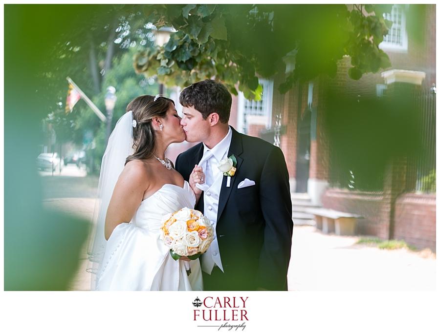 Philadelphia Wedding Photographer | State house Annapolis Wedding Photography