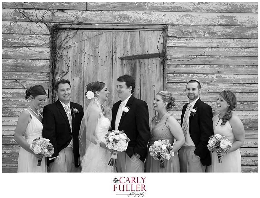 The Oaks Waterfront Wedding Party - Easton MD Wedding - Eastern Shore Wedding Photographer