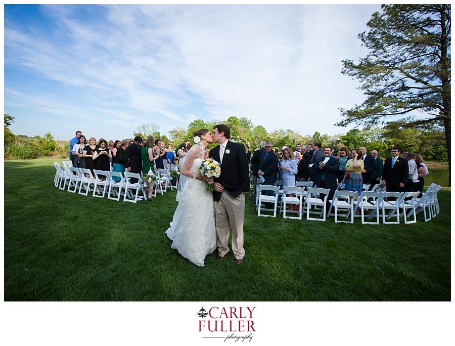 The Oaks Waterfront Wedding - Eason MD Wedding - Eastern Shore Wedding Photographer