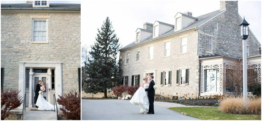 Hayfield Country Club Winter Wedding Photographer - dancing wedding couple at Hayfield mansion