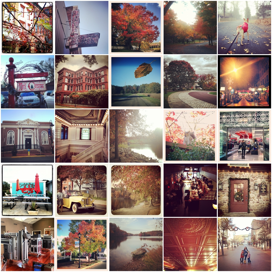Red Instragram Photographs - Annapolis Photographer Places 2012