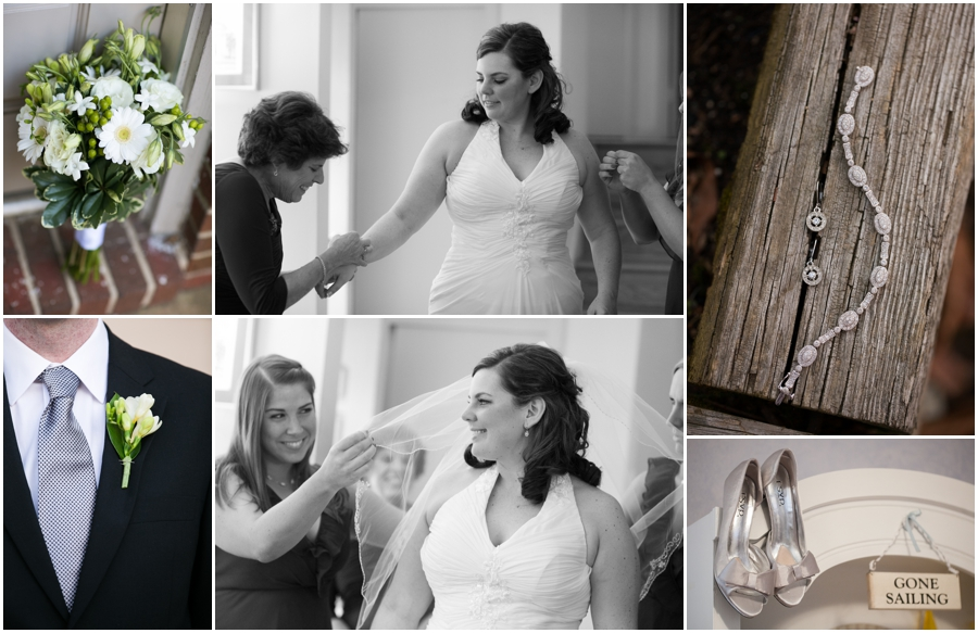 Annapolis Bridal portraits - Annapolis Wedding Photographer - Gibsons Lodging Groomsmen