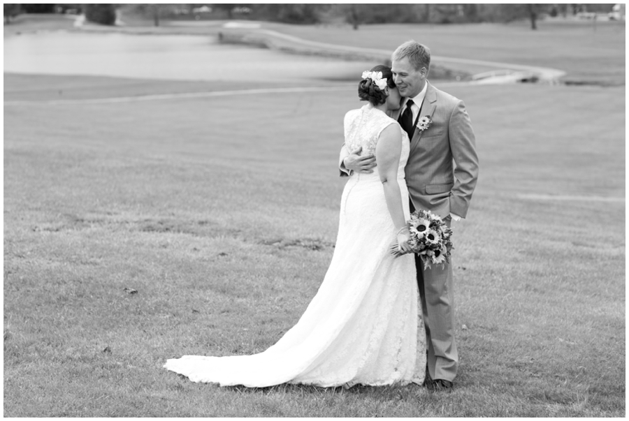 First Look - Liberty Mountain PA Wedding - PA Wedding Photographer - Destination Wedding Photographer