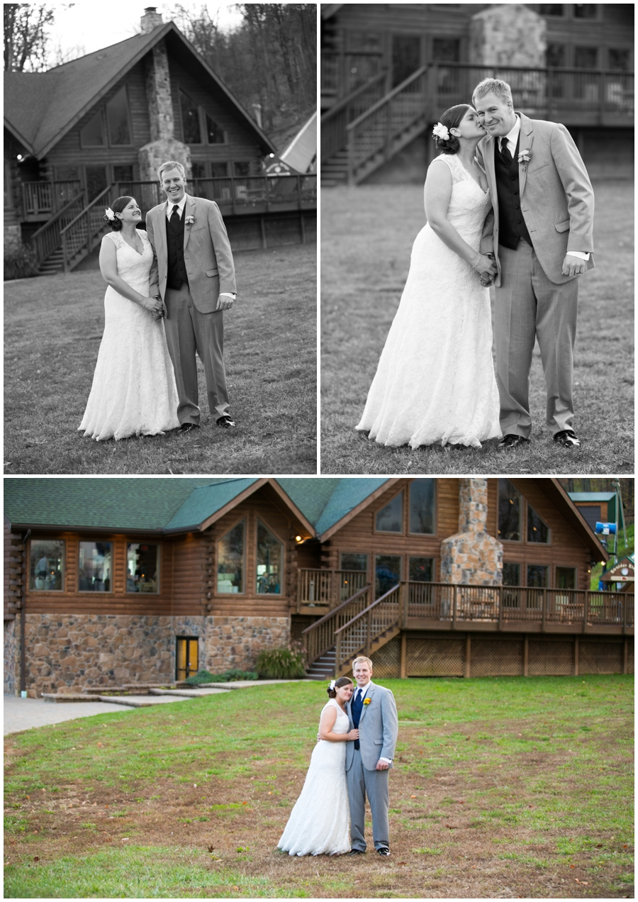 Liberty Mountain PA Wedding - PA Wedding Photographer - Destination Wedding Photographer