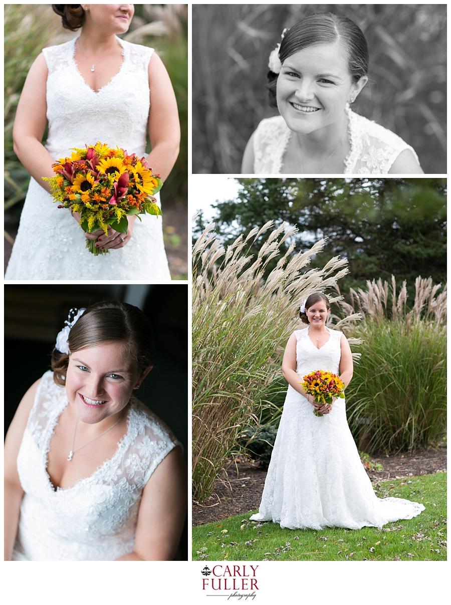 Autumn Mountain Wedding - Liberty Wedding bridal portraits PA- PA Wedding Photographer