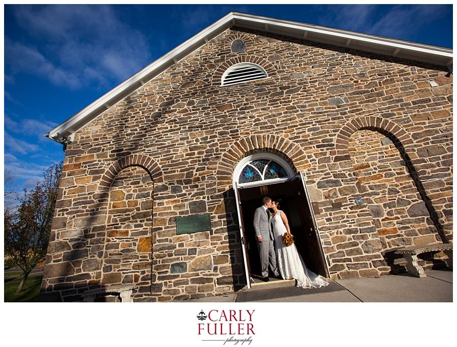 Autumn Mountain Wedding - Liberty Wedding PA- PA Wedding Photographer - Gettysburg Wedding Ceremony