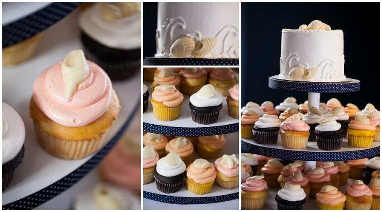Cake Art Md : Lauren + Matt Lighthouse Sound Wedding - Carly Fuller ...