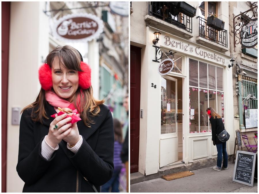 American Wedding Photographer in Paris - english speaking photographer in paris - Parisian Wedding Cupcakes - Berties CupCakery