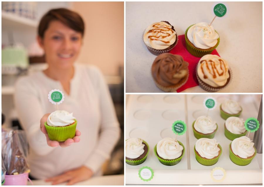 American Wedding Photographer in Paris - english speaking cupcakery in paris - Parisian Wedding Cupcakes - Berties CupCakery