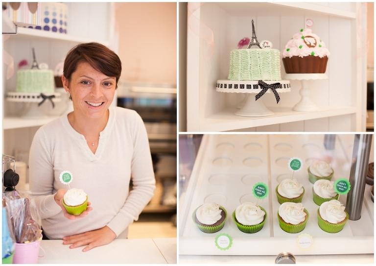english speaking cupcakery in paris - Parisian Wedding Cupcakes - Berties CupCakery