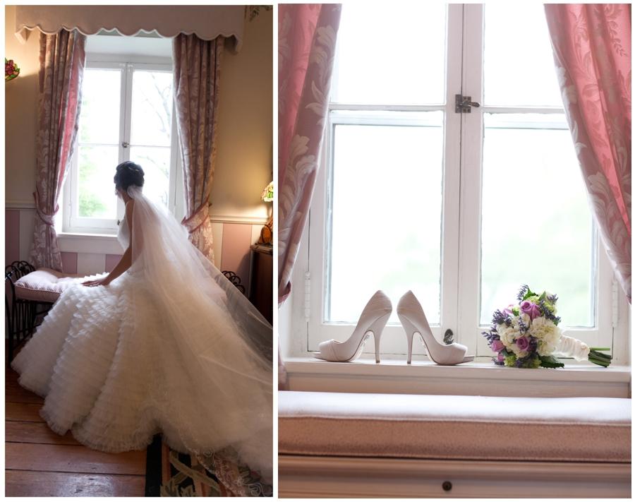 Chic Farm Wedding Photographs - Havre de Grace Wedding Photography