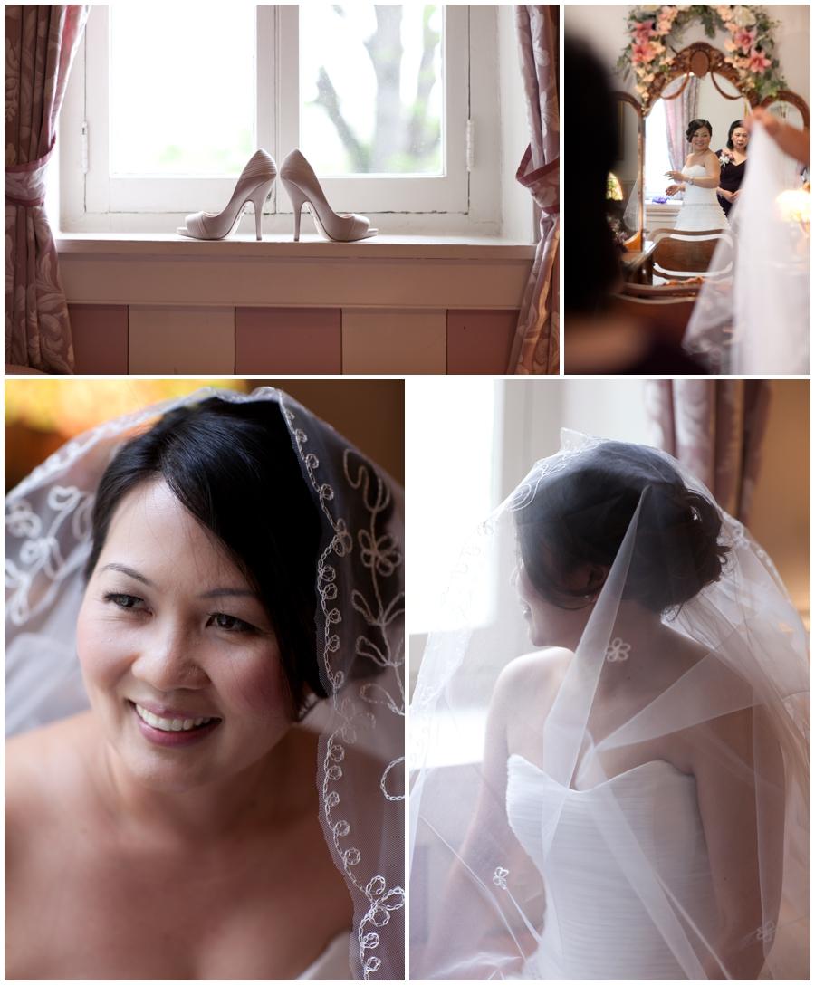 Chic Farm Bridal Party - Havre de Grace Wedding Photographs