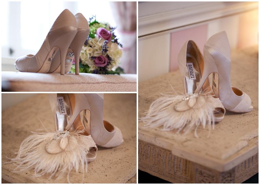 Chic Farm Wedding Details - Havre de Grace Wedding Details