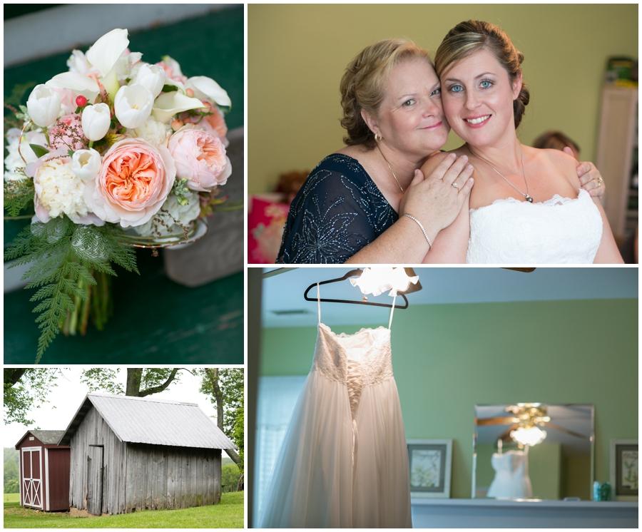 Country rustic wedding details- Rossback Farm - Davidsonville Farm Wedding Photographer