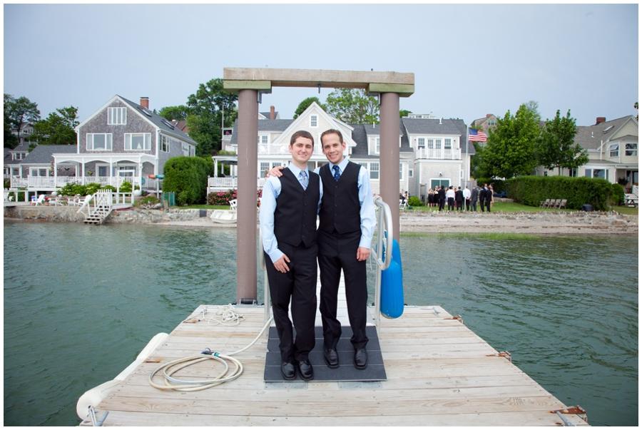MA Destination Wedding Photographer - HIngham MA LGBT Wedding Photograph