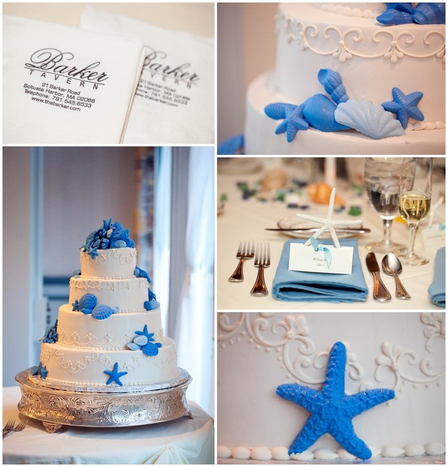 Scituate MA Lighthouse Wedding Photograph - MA Destination Wedding Details
