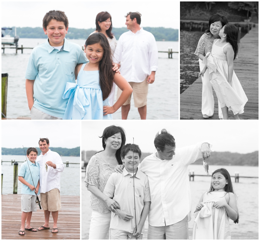 Severn River Family - Waterfront Lifestyle Family Photographer