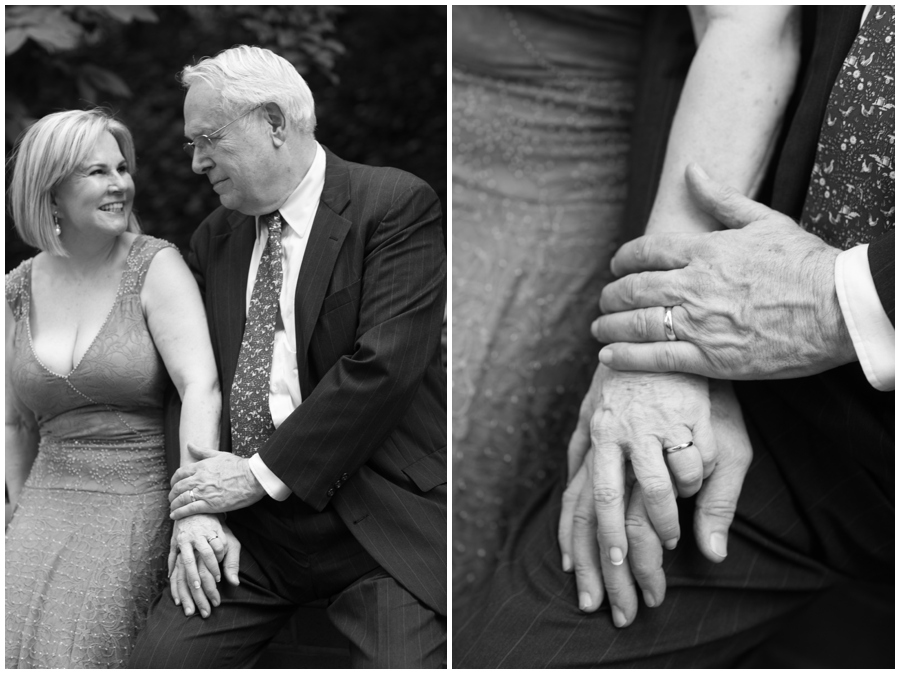 Arlington VA Elopement photography - Leighton & Tereza Love Portrait