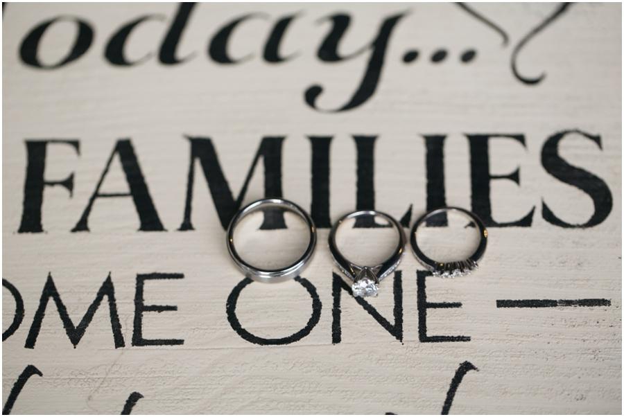 Summer Wedding Detail - Eastern Shore Wedding Photographer - Wedding Ring