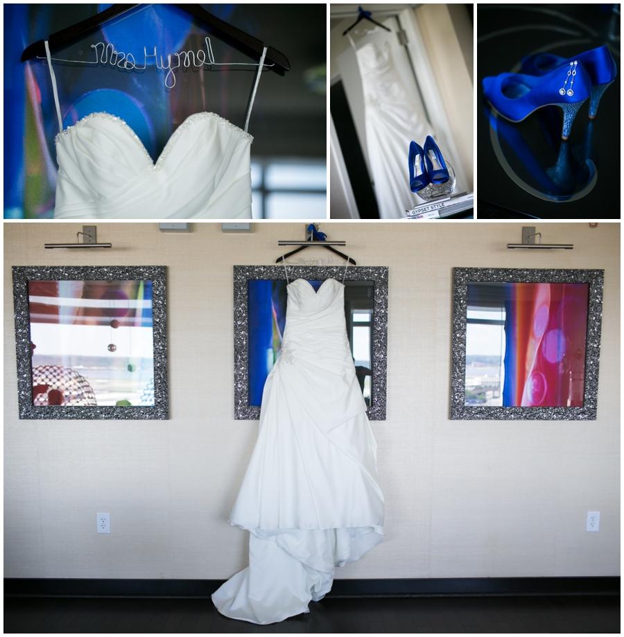 Arlington Wedding Photographer - Capitol View Cobalt Wedding Details