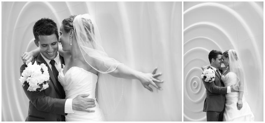 Arlington Renaissance Wedding Photograph - black and white Capitol View Wedding Love Portraits