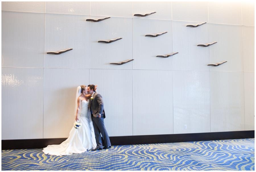 Arlington Renaissance Hotel Wedding Photograph - Capitol View Wedding Love Portraits