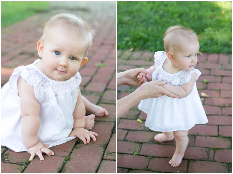 Annapolis Lifestyle Family Photograph - Maryland State House Family Session
