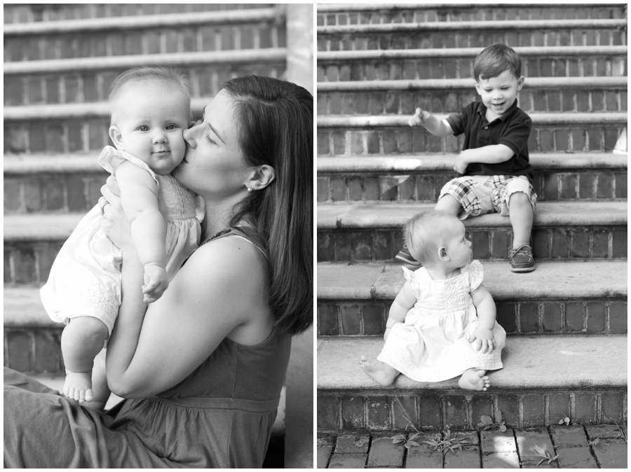 Annapolis Family Session - Maryland State House Family Session