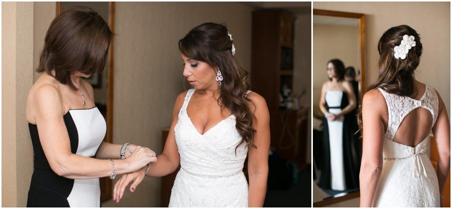 Hilton Garden Inn Wedding - Eastern Shore Wedding Photographer