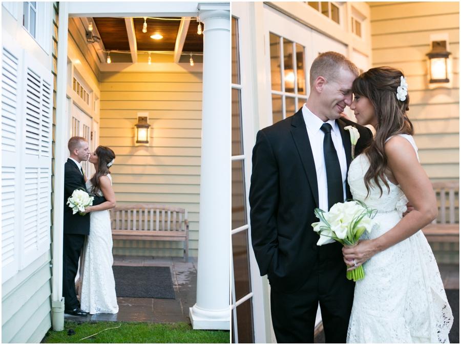Chesapeake Bay Beach Club Wedding - Tavern on the Bay Wedding in the Rain