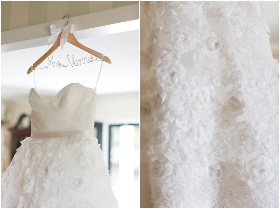 Four Seasons Baltimore Wedding Photography - Towson Betsy Robinson Bridal Gown