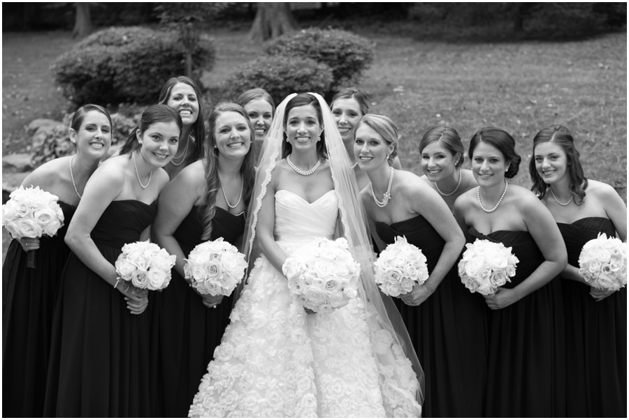 Towson Wedding Photographer - Simply Beautiful Flowers - Betsy Robinson Bridal Boutique