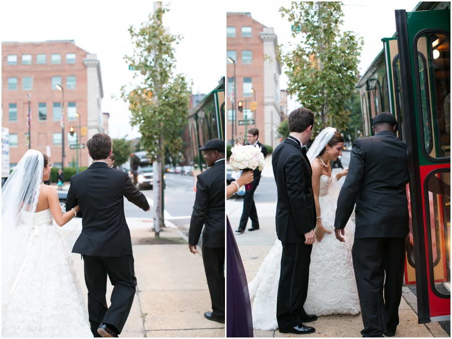 Four Seasons Baltimore Wedding Photographer - Greek Orthodox Cathedral of the Annunciation Baltimore
