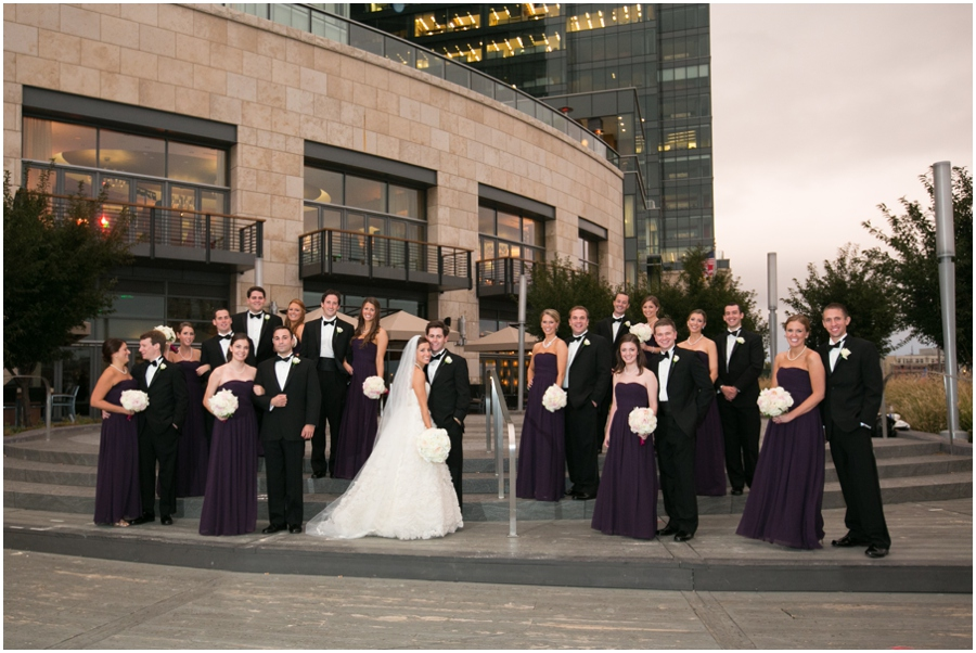 Four Seasons Baltimore Wedding Photographer - Elizabeth Bailey Weddings - Simply Beautiful Flowers