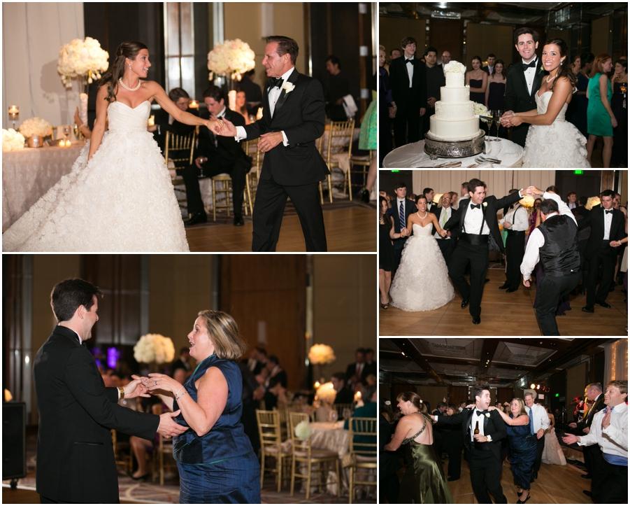 Four Seasons Reception Photographer - Elizabeth Bailey Weddings - Elegant wedding Reception