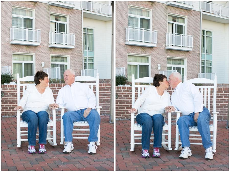 Hyatt Regency 50th Wedding Anniversary - Cambridge Anniversary Photography session