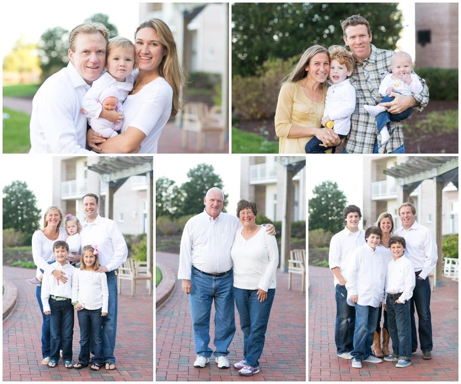 Hyatt Regency Family Portrait - Cambridge wedding Anniversary Photographer