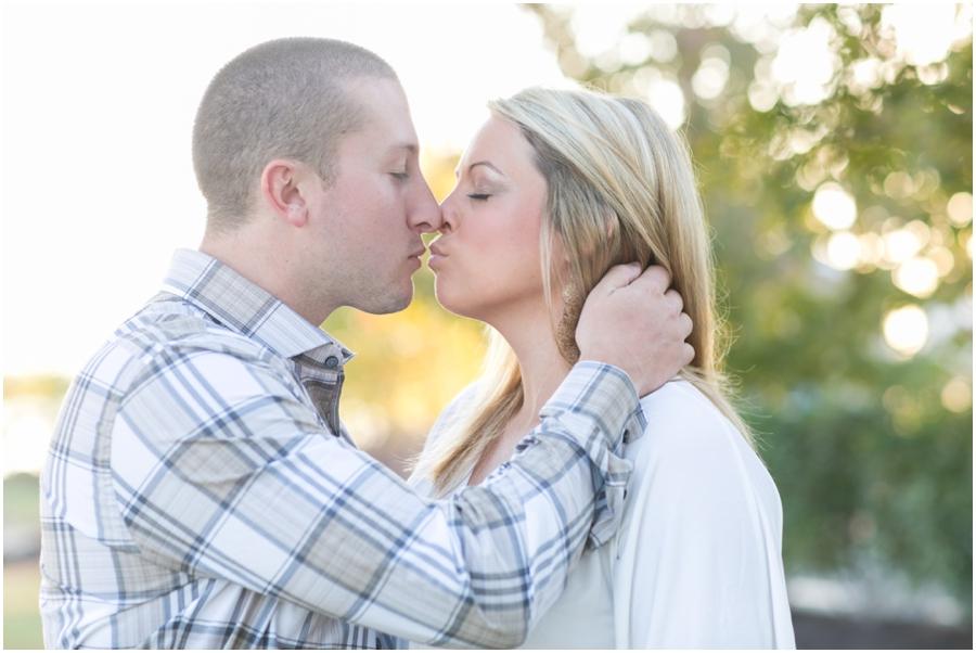Broomes Island Engagement Photographer - Hyatt Regency Chesapeake Bay Couple