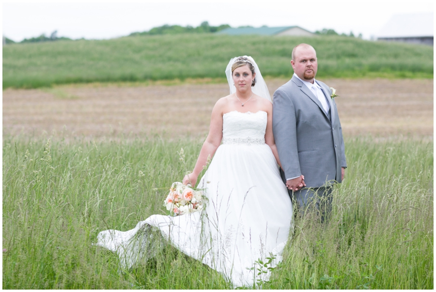 Rustic Farm Wedding Photographer - Best wedding photograph of 2013