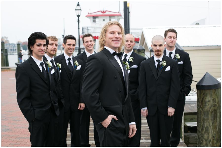 City Dock Annapolis Wedding Photographer