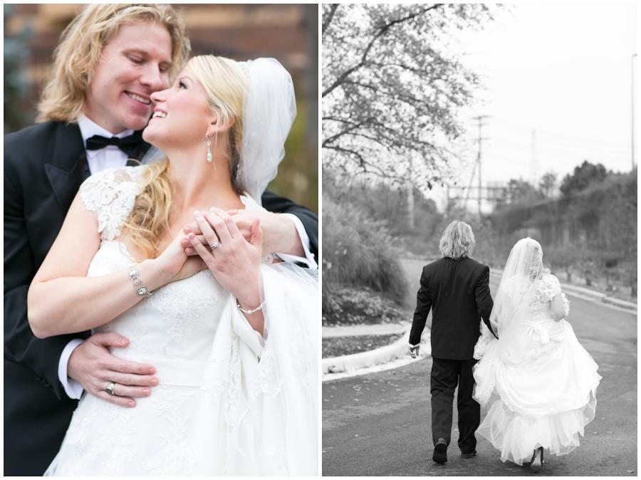 Sheraton Annapolis Winter Wedding Photographer - dancing wedding photograph