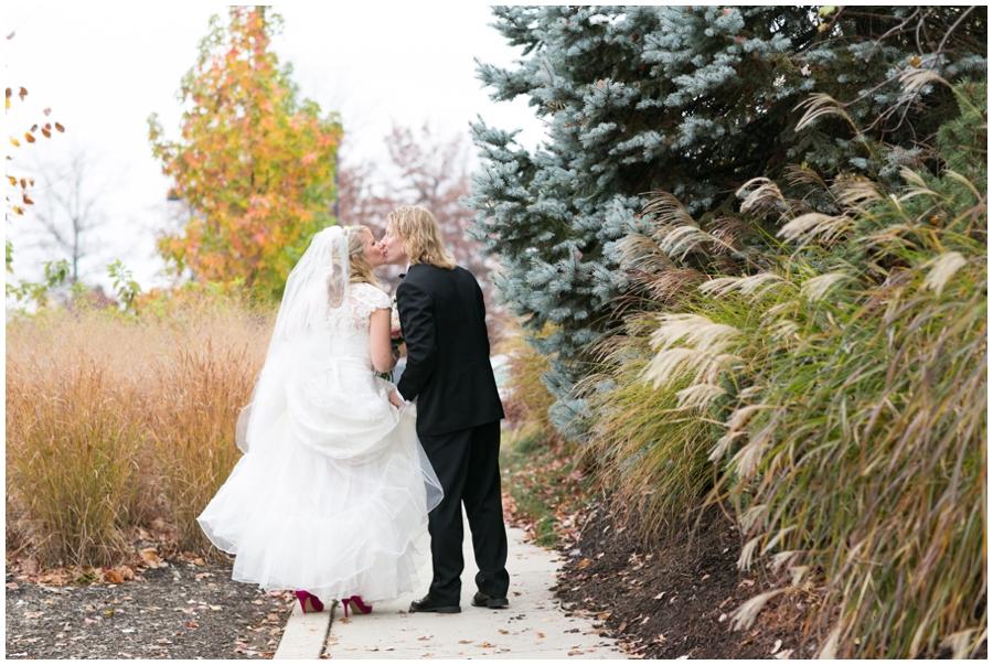 Sheraton Annapolis Winter Wedding Photographer - november wedding
