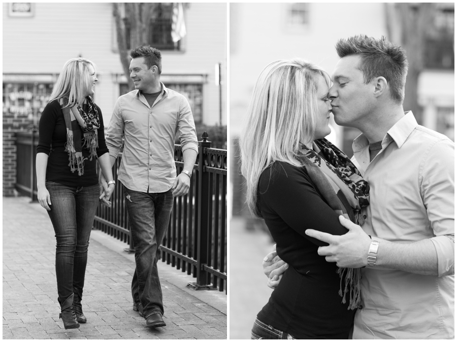 Ellicott City Engagement Photographer - Love Portraits