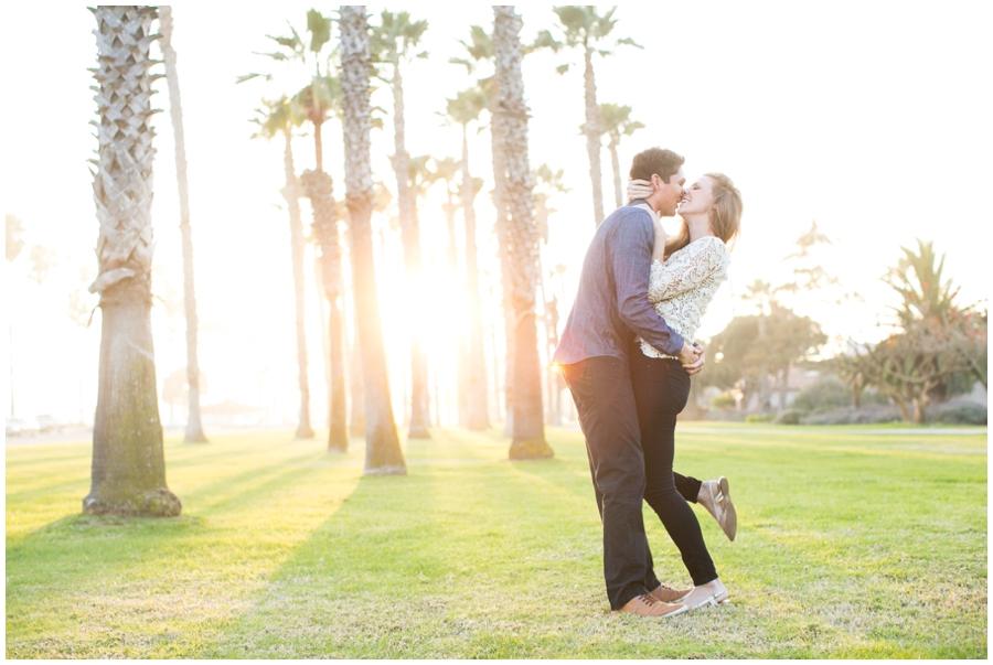 Santa Barbara Engagement Photo - Fess Parker Engagement Photographer
