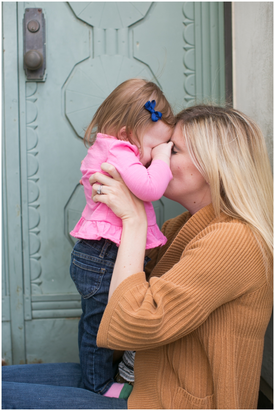 Griffith Observatory Mom & Daughter - Los Angeles Lifestyle Photographer