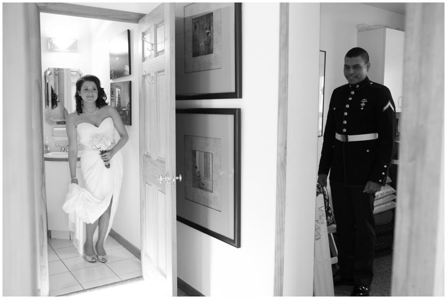 Annapolis Military Ceremony Photographer - Annapolis Wedding Chapel