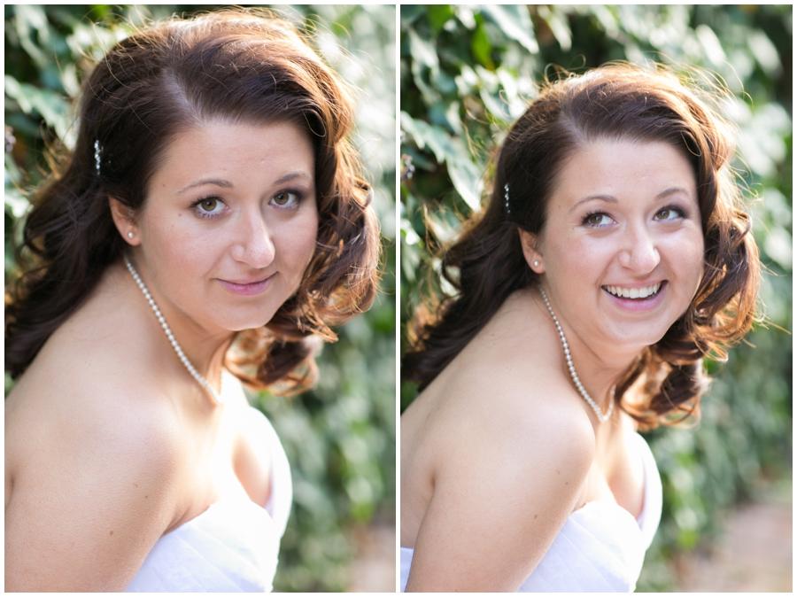 Annapolis Bridal Photographer - Ivy Winter Bridal Portrait
